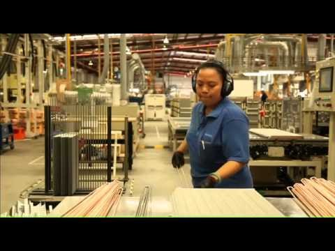 Air Conditioner Assembly Plant