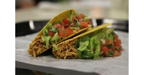 fresco soft  crunchy tacos healthiest food  taco