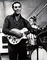 Carl Perkins' 55 Gibson Les Paul
