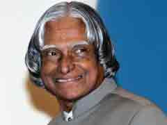 Former President APJ Abdul Kalam's Black Stone Statue Unveiled In Odisha