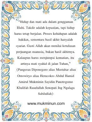 kata kata mutiara hikmah islam  desember