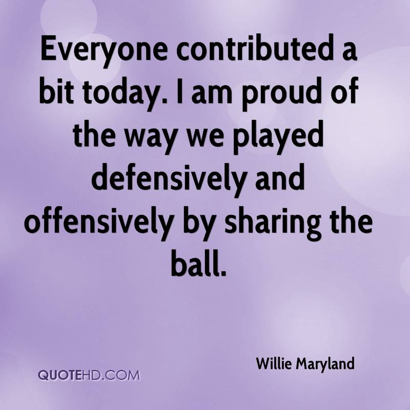 Willie Maryland Quotes Quotehd