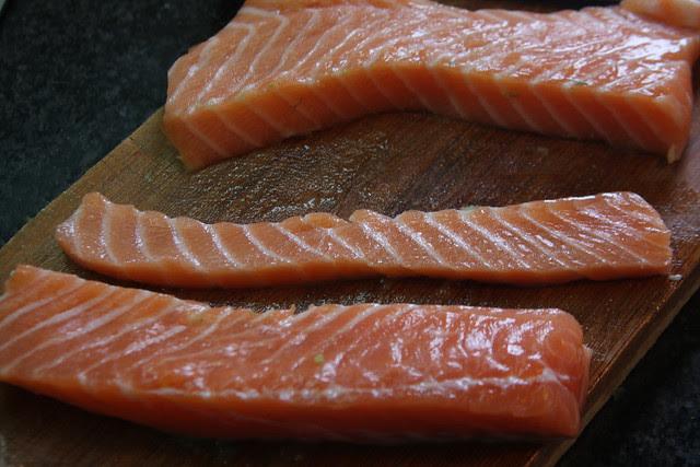 Tartar de Salmon (6)