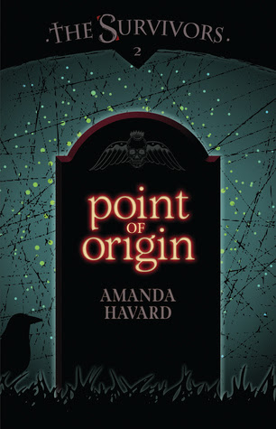 Point of Origin (The Survivors, #2)