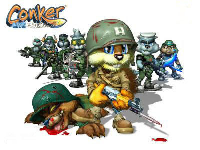 Conker: Live & Reloaded