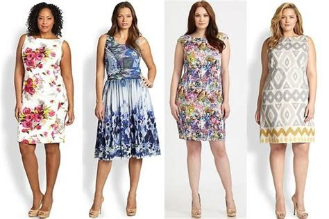 What to Wear to a Wedding Spring Summer 2014 Plus Size