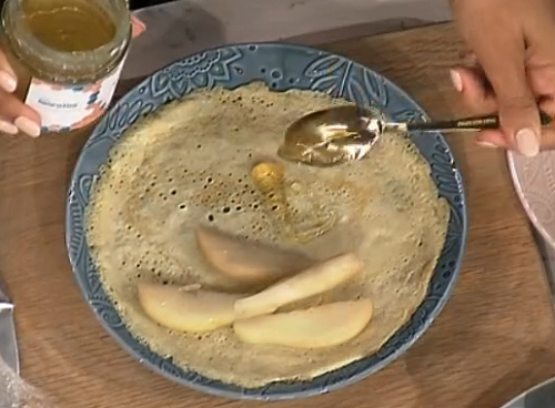 Sylvain's authentic French crepes recipe on This Morning ...