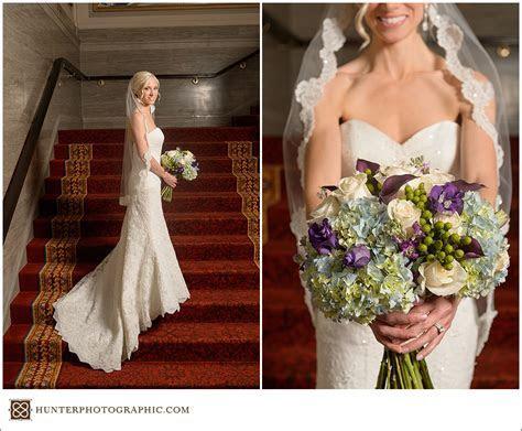 Sarah & Mike   A Winter Wonderland Wedding at the