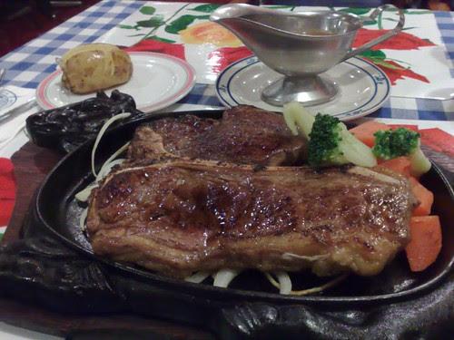 NZ T-Bone Steak