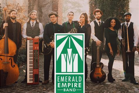 Emerald Empire Band   Savannah, GA