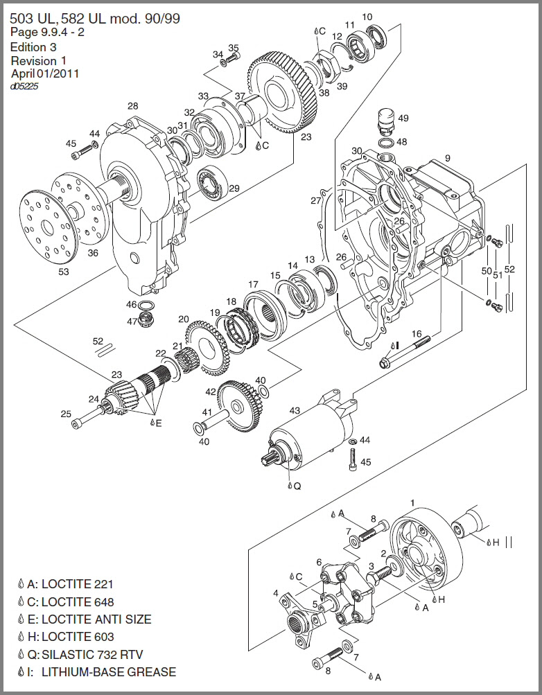 503 engine diagram