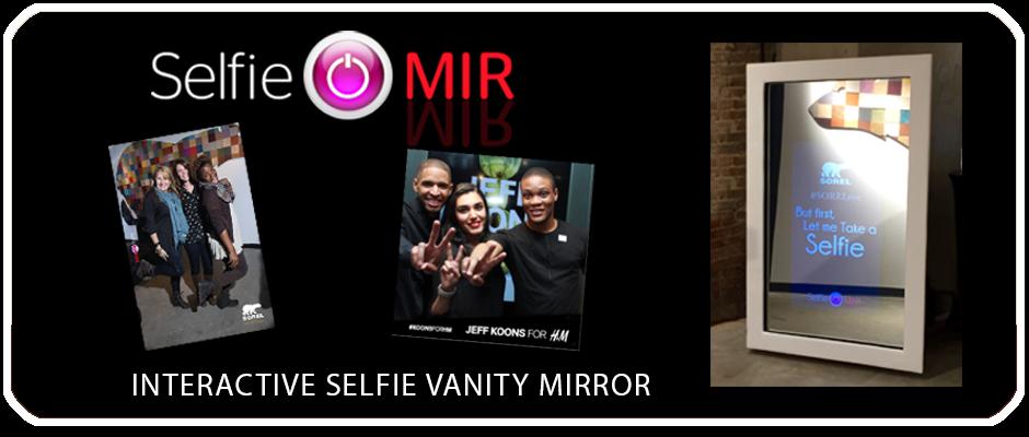 Vanity Mirror Selfie - Vanity Mirror Ideas