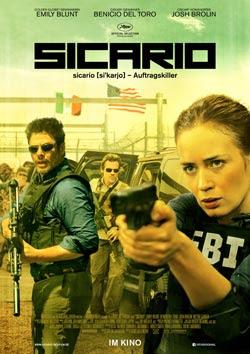Sicario Filmplakat