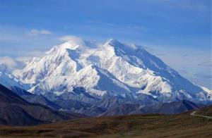 This Aug. 19, 2011 file photo shows Mount McKinley in Denali National Park, Alaska.