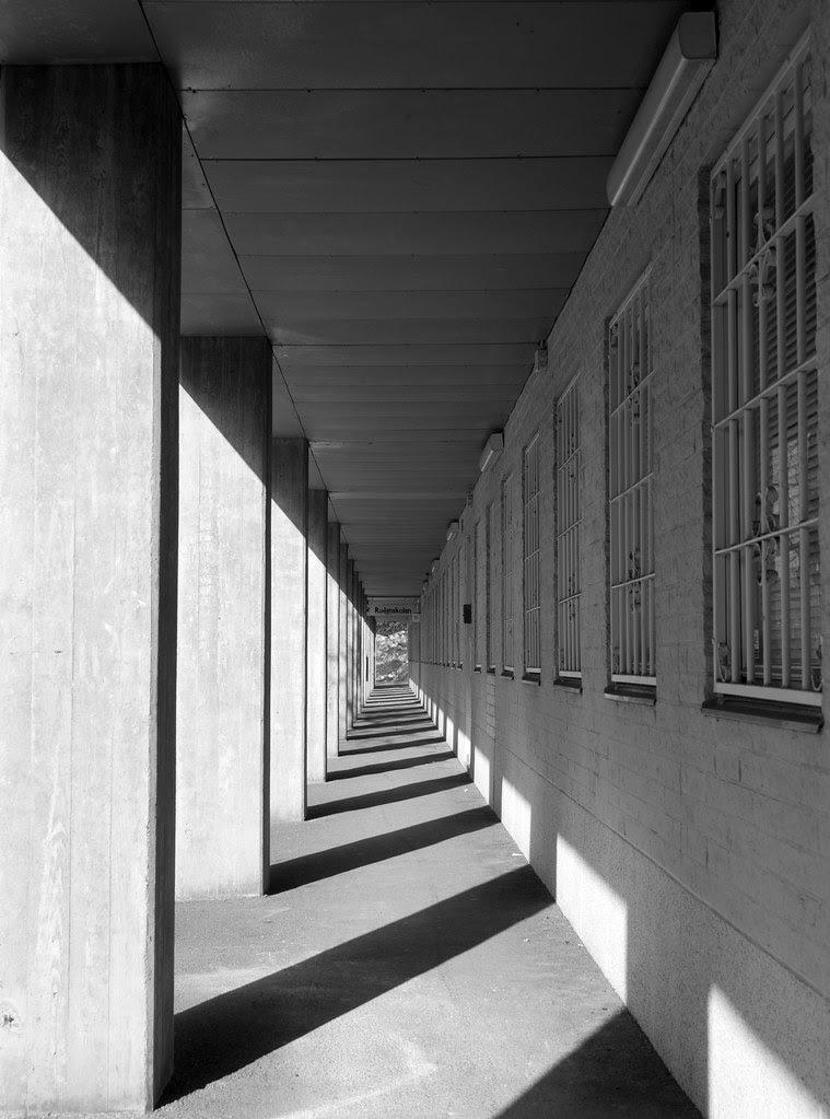 Monochrome Corridor