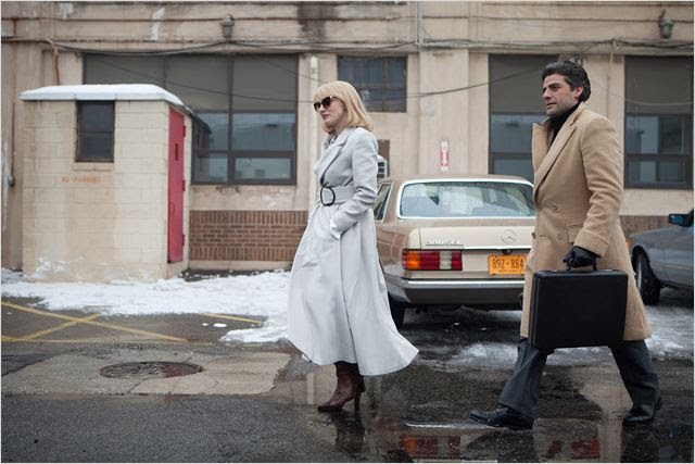 A Most Violent Year : Photo Jessica Chastain, Oscar Isaac
