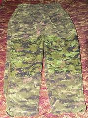 IECS Combat Trouser Vista General Delantera Mod.