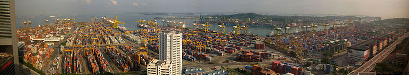 File:Singapore port panorama.jpg