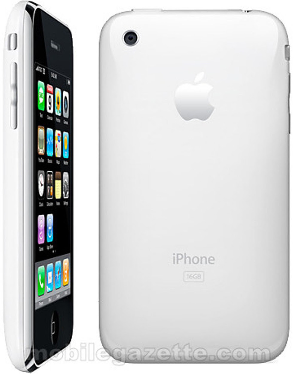 Apple iPhone 3GS 8GB - Specs and Price - Phonegg