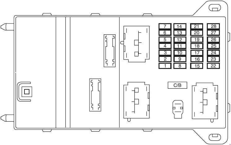 2012 Ford F 650 Fuse Box Diagram Gota Wiring Diagram