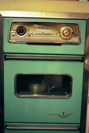Jim's Blue Oven