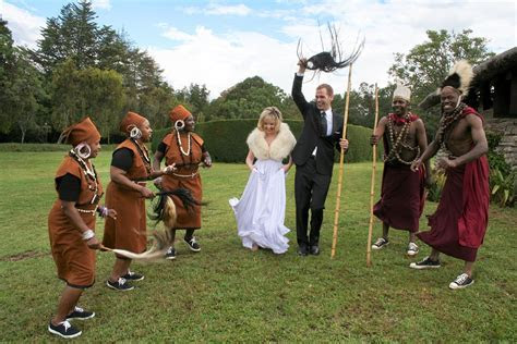 Kikuyu Dancers at Mt Kenya Wedding: Fairmont Moments