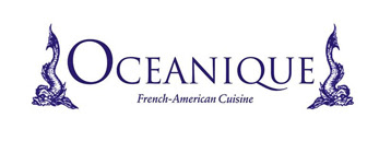 Oceanique Logo with boarders