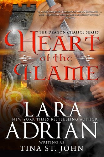 Heart of the Flame (Dragon Chalice) by Lara Adrian