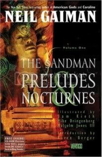 The Sandman Vol. 1 - Preludes & Nocturnes