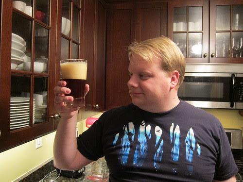 It's Beer