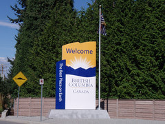 we made it to Canada!