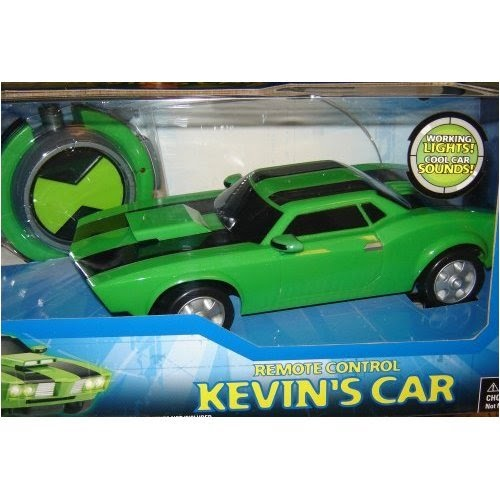 Ben 10 Kevin Car Images: Bandai Ben 10 Toys: Ben 10 (Ten) Remote Control Lights And