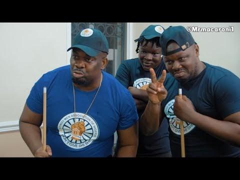 Comedy Video: Mr Macaroni — Stingy Men Association