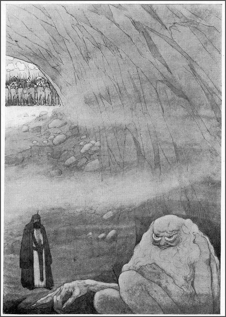 Sidney Sime - Kai (1906)