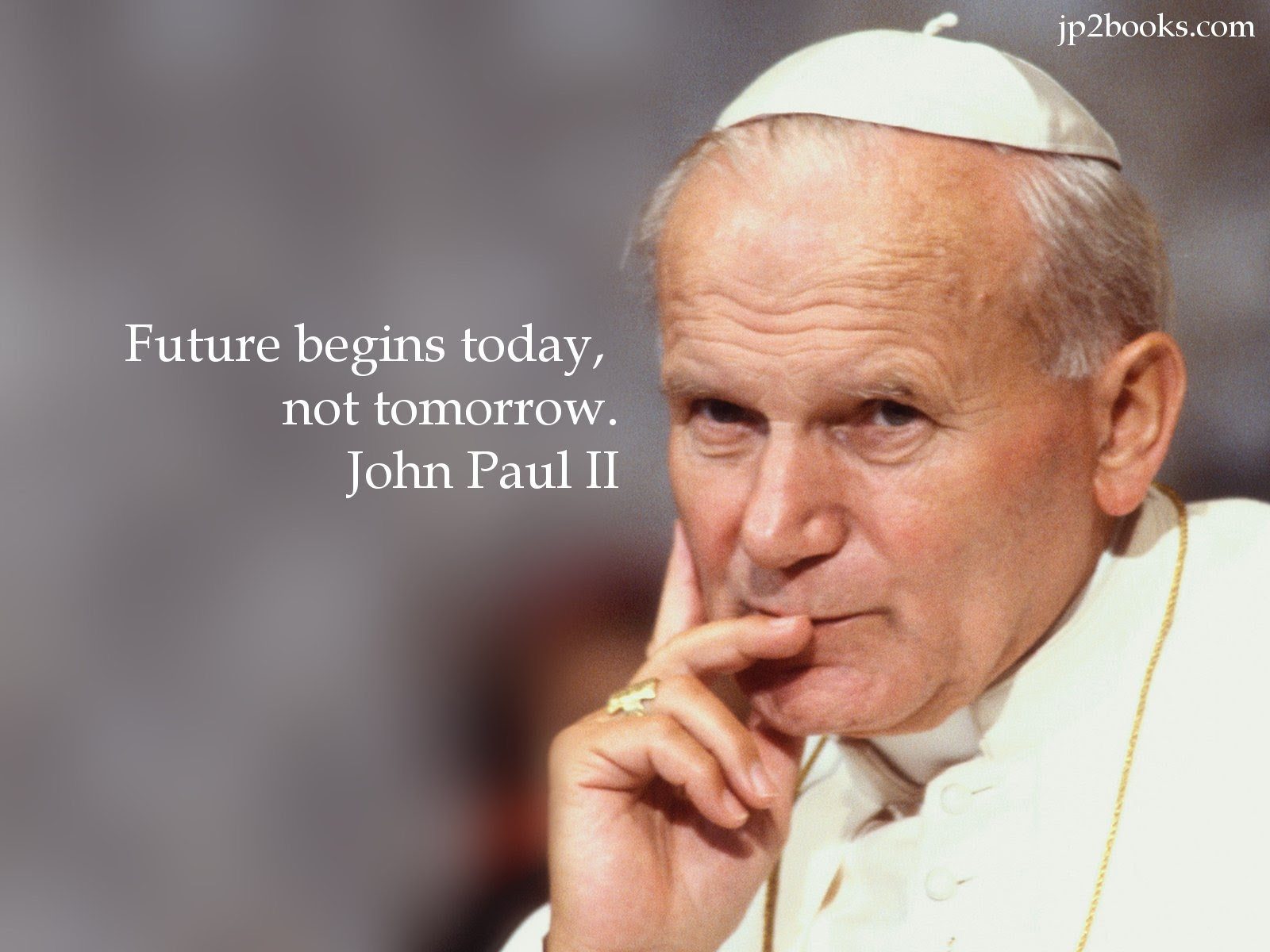 Quotes About Pope John Paul 51 Quotes