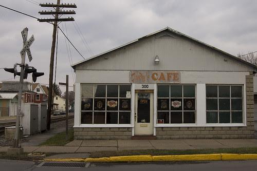 Judy's Cafe.