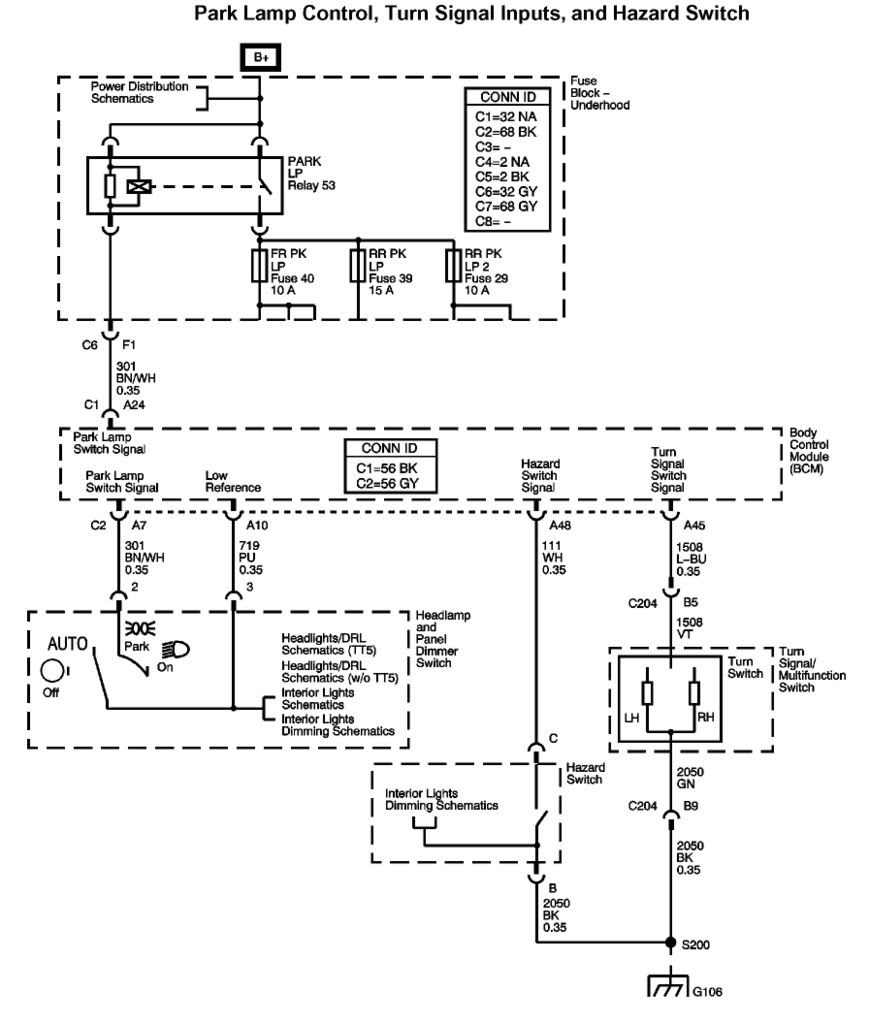 Wiring Diagram  30 Chevrolet Colorado Wiring Diagram