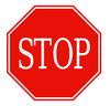 Street Road Sign stop clip art