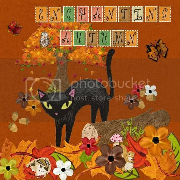 House Panther,Autumn