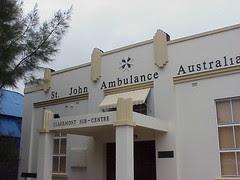 St John Ambulance Claremont Sub-Centre
