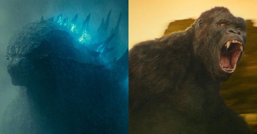 Warner Bros Godzilla vs Kong King Kong Junkie XL Legendary
