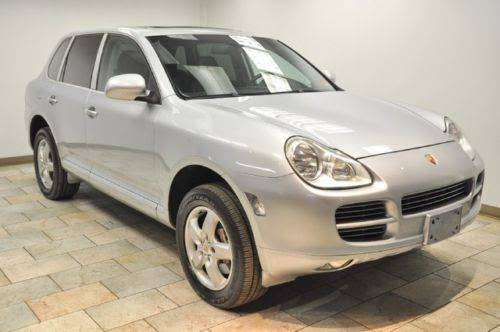 Buy Used 2004 Porsche Cayenne S V8 Low Miles Carfax