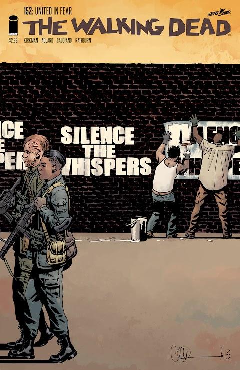 Walking Dead Comic Issue 152
