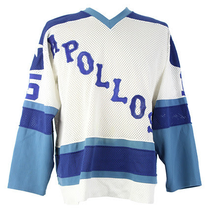Houston Apollos 1979-80 F jersey