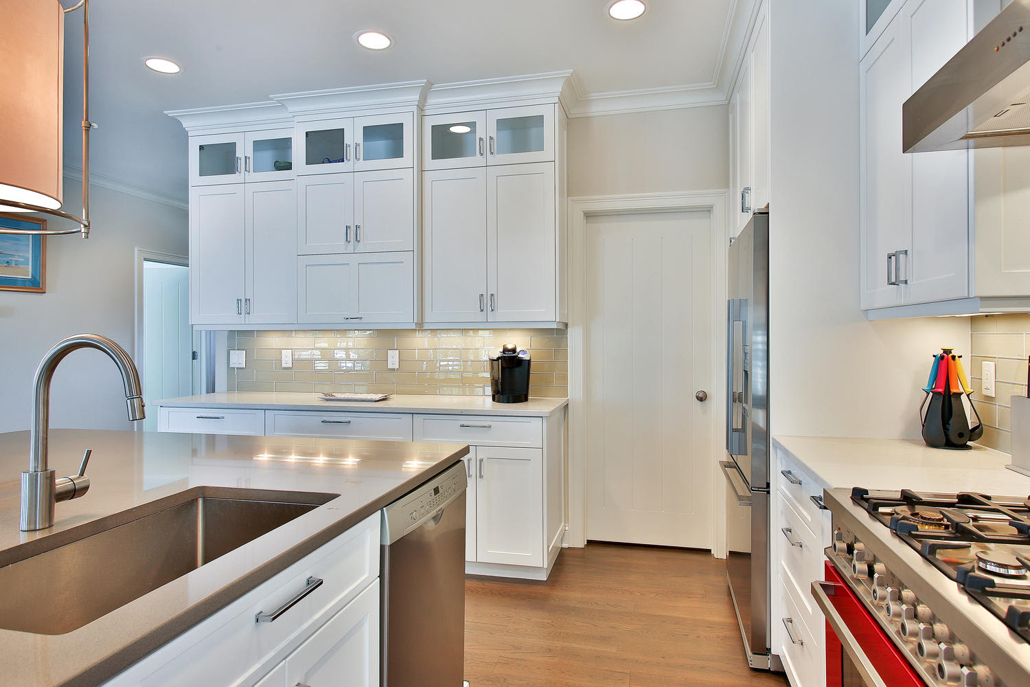 Clean and Contemporary Kitchen Manasquan New Jersey by ...