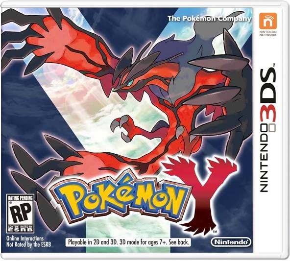 Ziperto : Pokemon Y Rom Download [Decrypted] 3DS