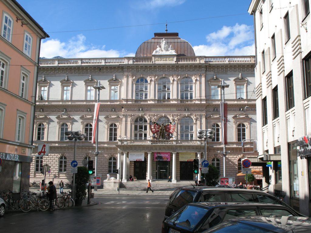 Innsbruck Museums Innsbruck Austria