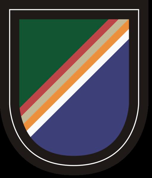 File:75 Ranger Regiment Regimental Flash.svg