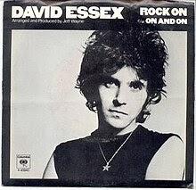 David Essex Rock On Lyrics Meaning