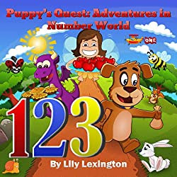 Puppy's Quest: Adventures in Number World